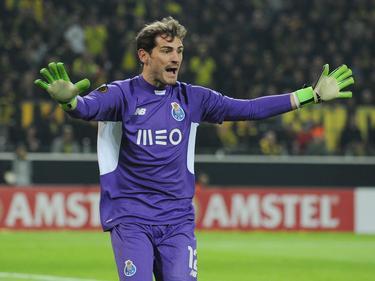 El Oporto de Iker Casillas volvió a caer y ya tiene muy complicado el título. (Foto: Getty)