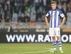 Alfreð Finnbogason aún no ha marcado en liga. (Foto: Getty)