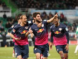 Ein Goldtor von Niklas Hoheneder sicherte Leipzig den Sieg in Fürth