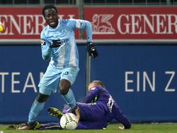 Erich Berko wechselt von den Stuttgarter Kickers nach Dresden