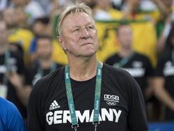 Hrubesch bekommt den Ehrenpreis der Bundesliga