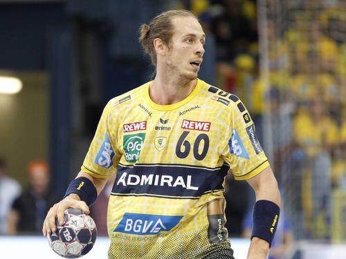 Kim Ekdahl du Rietz stemme sich mit elf Treffern gegen die Niederlage