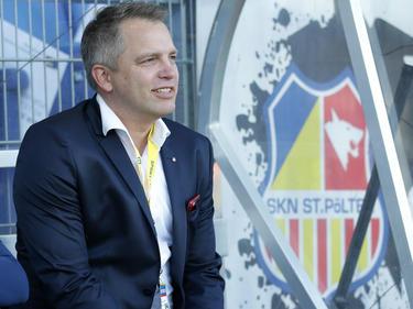 SKN-Generalmanager Andreas Blumauer
