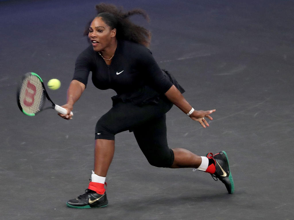 Serena Williams gibt ihr zweites Comeback