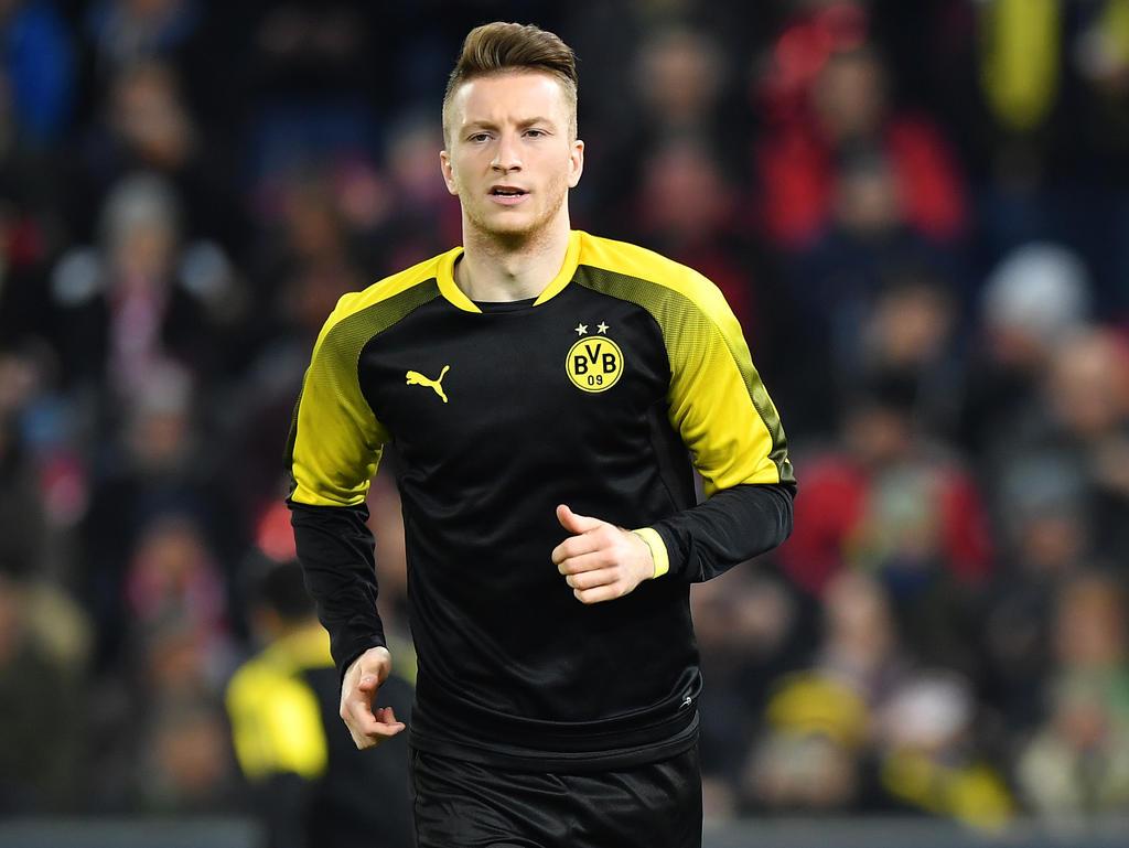 Marco Reus fehlt dem BVB wohl beim Kracher gegen den FC Bayern