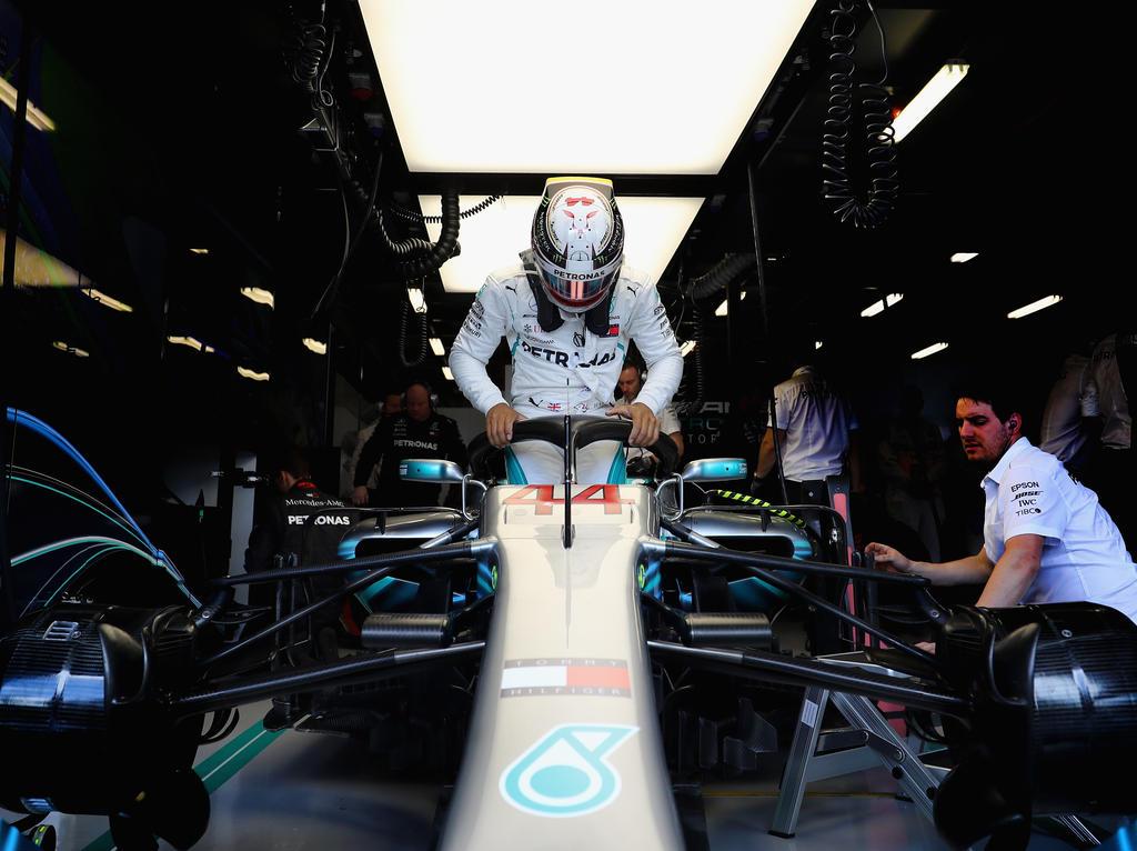 Weltmeister Lewis Hamilton schwärmt vom Qualifying-Setup seines Mercedes