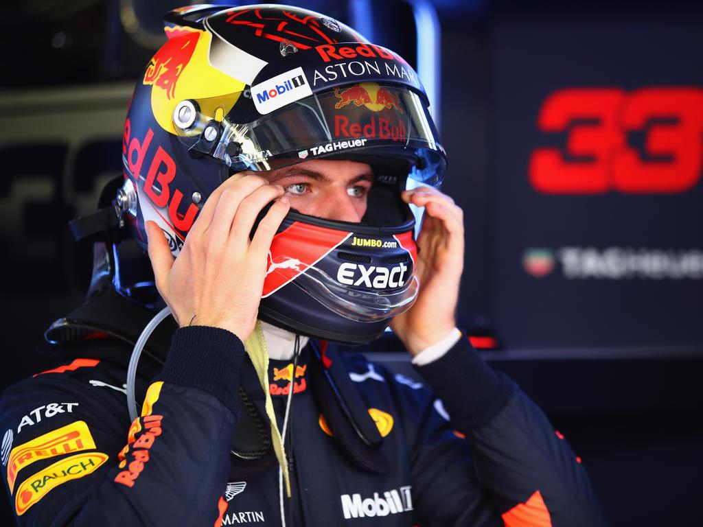 Max Verstappen startet vom letzten Platz in Monaco