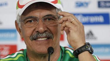 Erneut Interims-Coach von Mexiko: Ricardo Ferretti