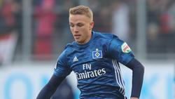Fiete Arp hat mit dem Hamburger SV einiges vor