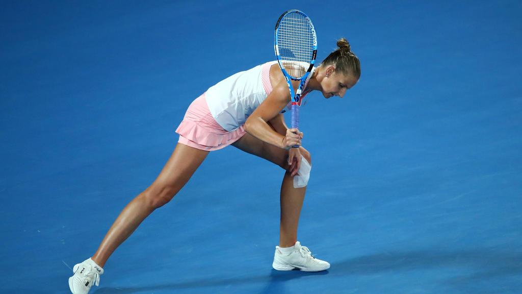 Karolina Pliskova will mit Tschechien beim Fed Cup in die nächste Runde einziehen
