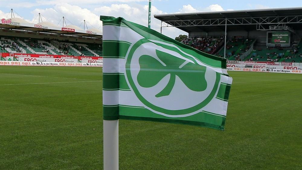 Sturmwarnung in Fürth: Spiel gegen Dynamo abgesagt