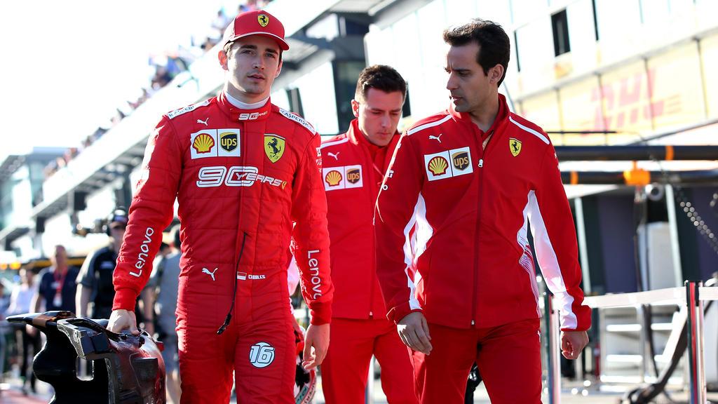 Wird der Monegasse Charles Leclerc zum Karrierekiller von Sebastian Vettel?