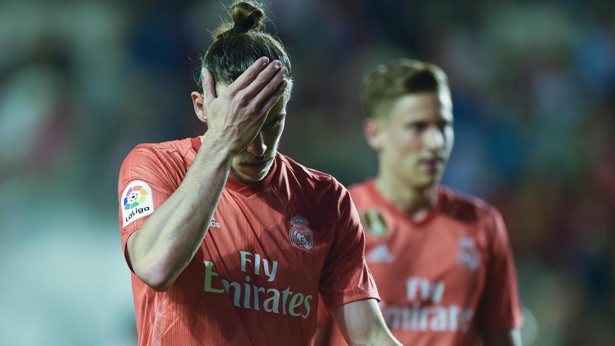 Für Gareth Bale und Co. gab es nichts zu lachen