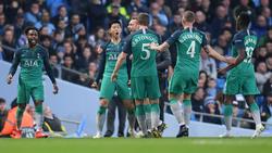 El Tottenham debe centrarse en la liga tras la gesta de Champions. (Foto: Getty)