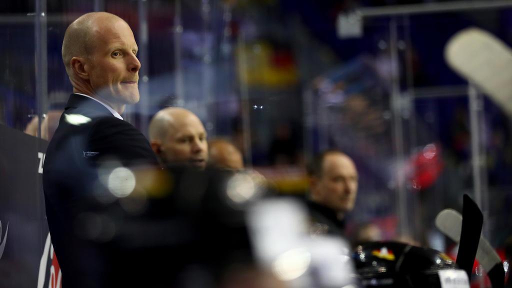 Sauer: Eishockey-Bundestrainer Toni Söderholm