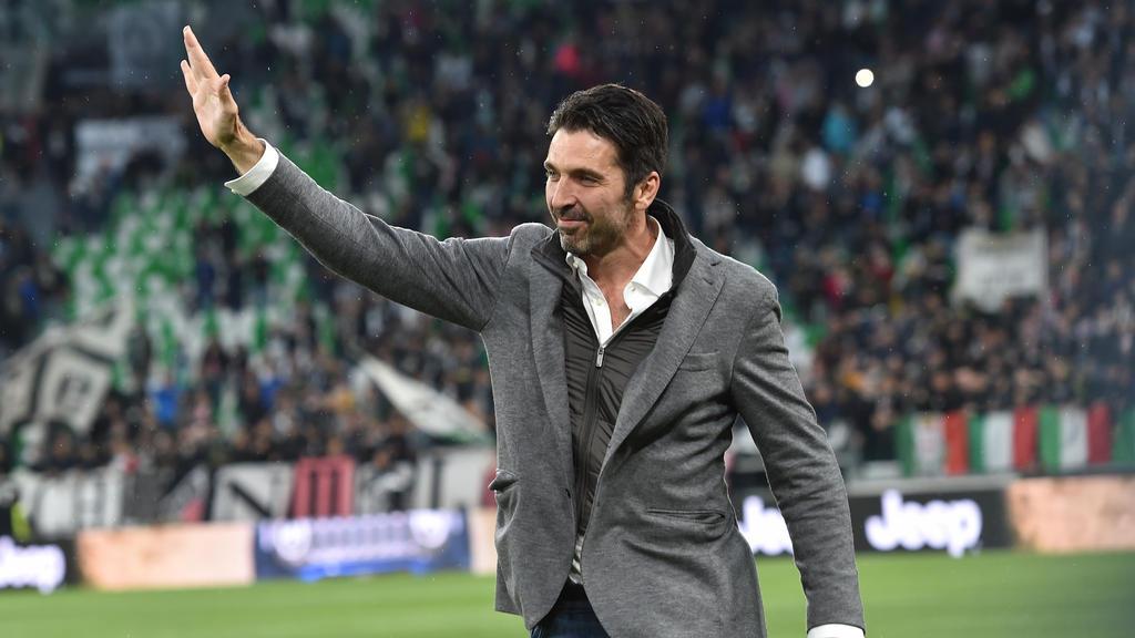 Gianluigi Buffon verlässt Paris