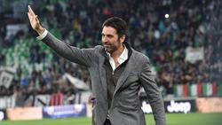Buffon ist zu Juventus zurückgekehrt