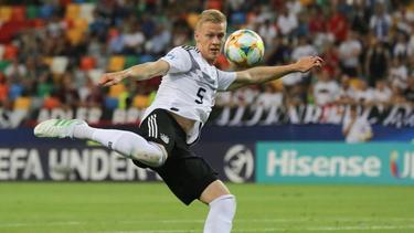 Timo Baumgartl bleibt vor dem Spiel gegen Österreich fokussiert