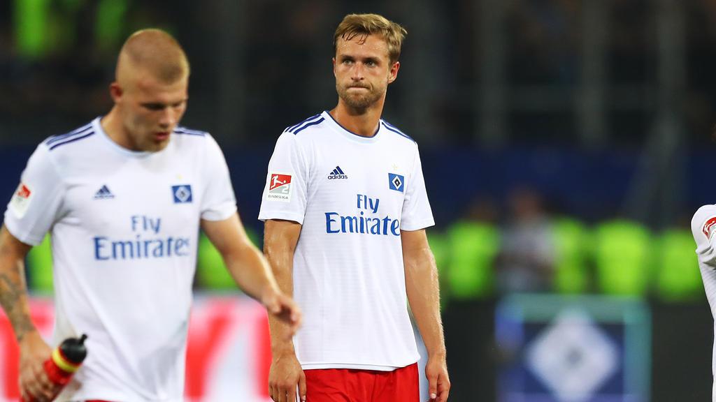 Wechselt Matti Steinmann vom HSV zu Rot-Weiss Essen?