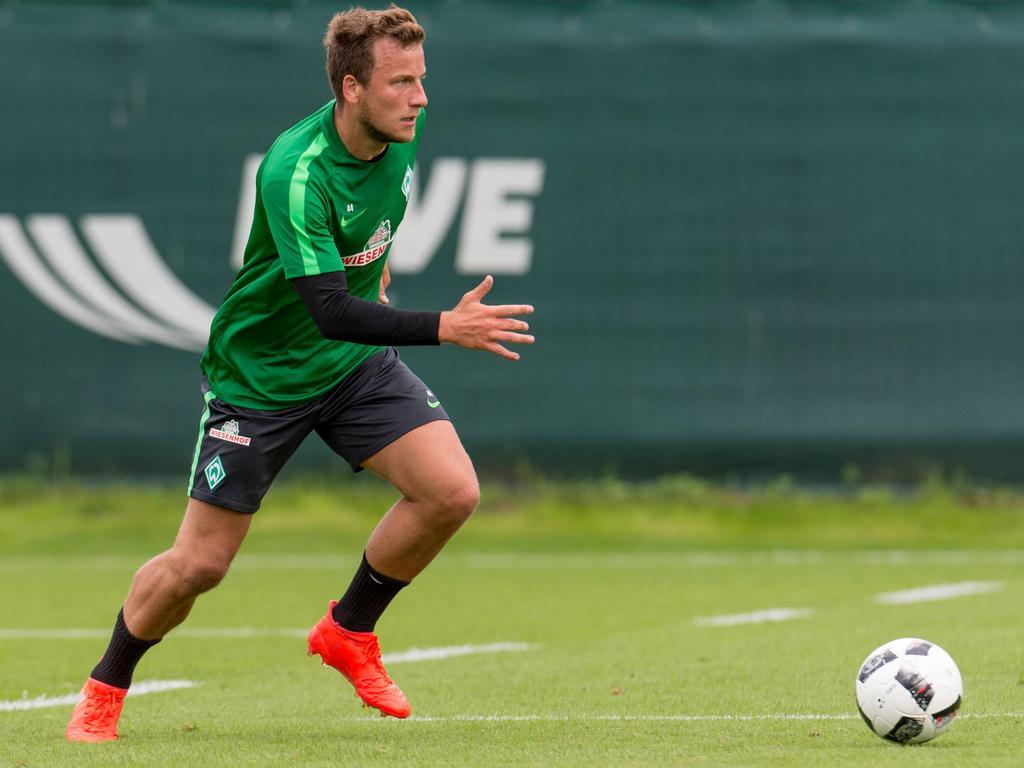 Phillip Bargfrede könnte bereits beim nächsten Bundesliga-Spiel wieder im Werder-Aufgebot stehen