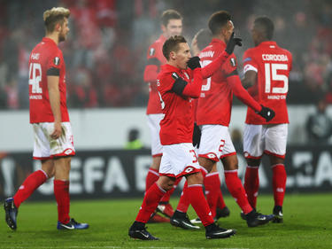 Gelungener Abschluss für Mainz 05