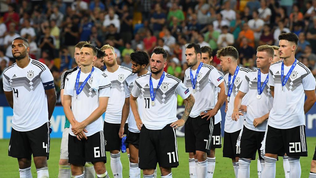 Das DFB-Team wurde bei der U21-EM Zweiter