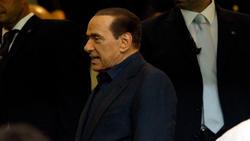 Silvio Berlusconi war bis 2017 Eigentümer des AC Mailand
