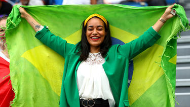 Erleben die brasilianischen Fans die WM bald in ihrer Heimat?