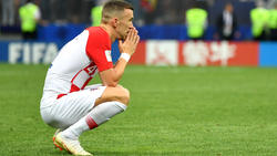 Kroatien mit Ivan Perisic vom FC Bayern nur Remis gegen Aserbaidschan