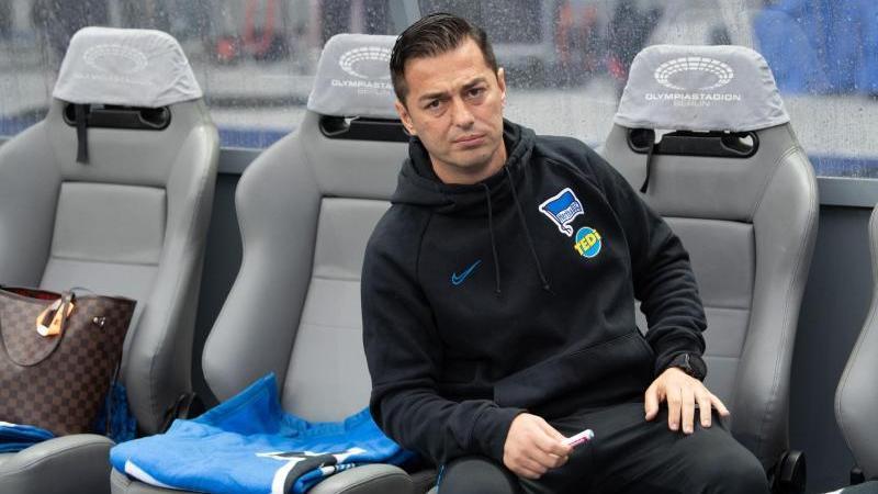 Covic wurde im Sommer von Herthas Reserve zum Trainer der Profis befördert