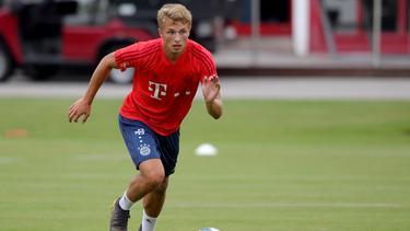 Fiete Arp ist beim FC Bayern weiter im Pech