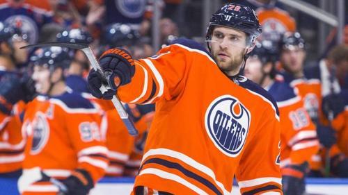 Leon Draisaitl konnte die Niederlage der Edmonton Oilers nicht verhindern