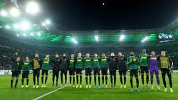 Gladbach hofft auf den Einzug in die Zwischenrunde der Europa League