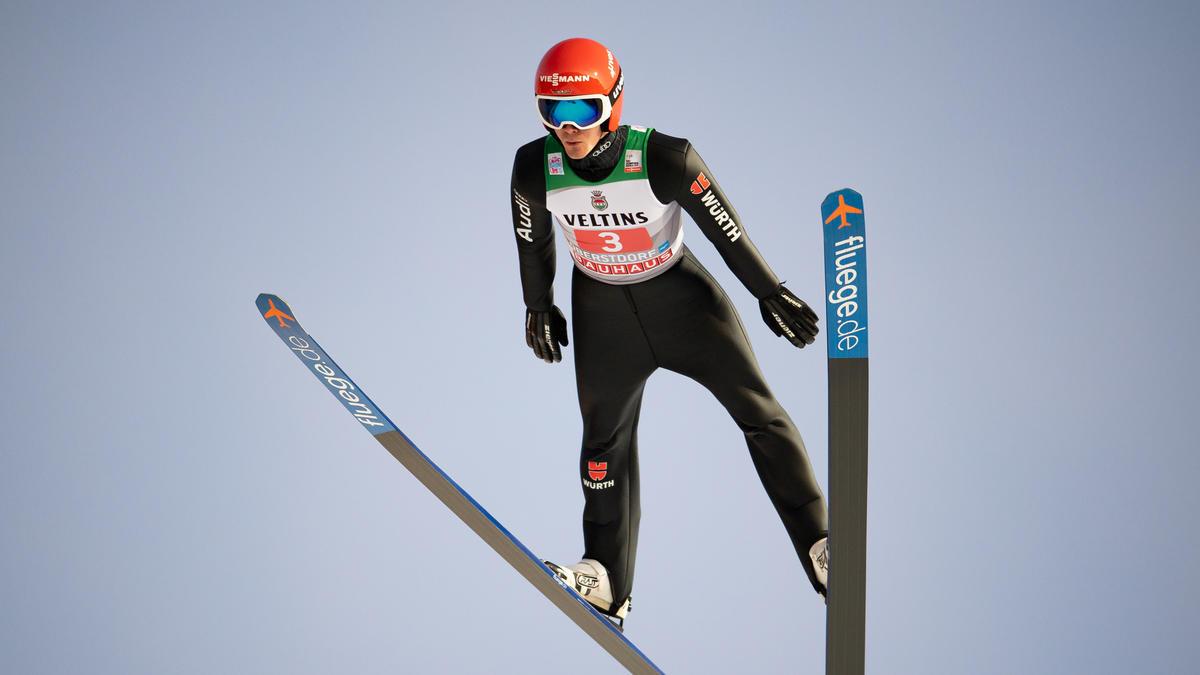 Stephan Leyhe zeigte in Polen eine starke Leistung