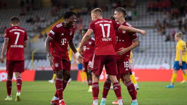 Der FC Bayern II sorgt derzeit für Furore