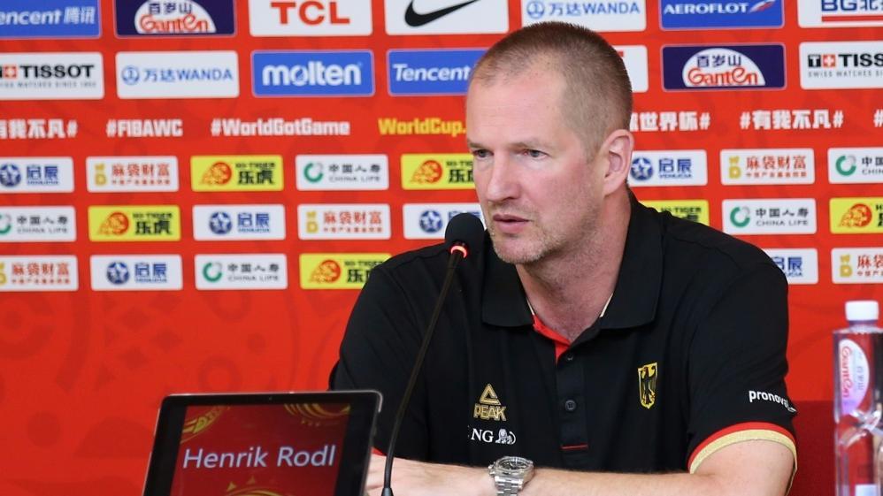 Henrik Rödl und sein Team treffen auf Russland und Mexiko