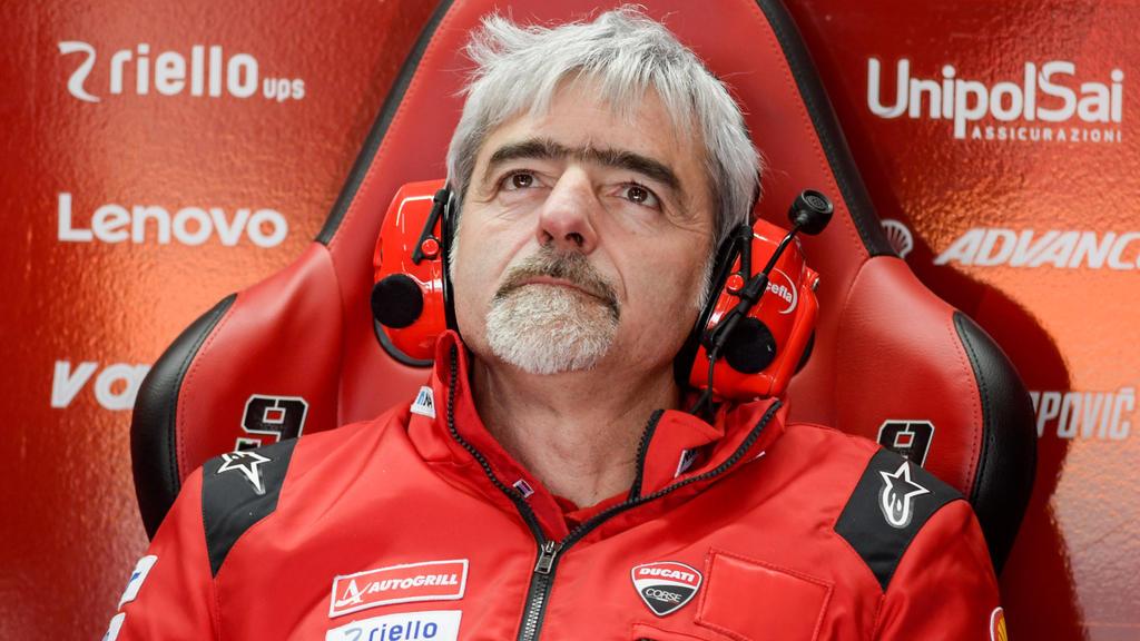 Dall'Igna hat sich zur Reifen-Problematik geäußert