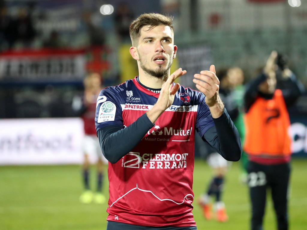 Adrian Grbic ist in Frankreich aufgeblüht