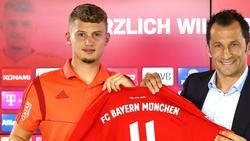 Mickaël Cuisance (li.) wechselte im Sommer 2019 zum FC Bayern