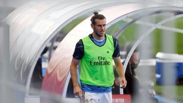 Steht nicht im Real-Kader: Gareth Bale