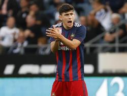 Yusuf Demir erzielte den 1:1-Ausgleich