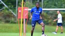 Streli Mamba trainiert wieder mit dem SC Paderborn