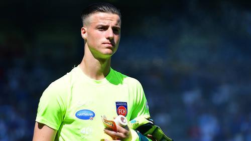 Diant Ramaj vom 1. FC Heidenheim wurde bereits am Dienstag operiert