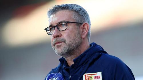 """Ziel bleibt der Klassenerhalt"", stellt Berlins Trainer Urs Fischer klar"