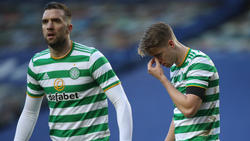 Celtic liegt in der Liga schon weit hinter den Rangers