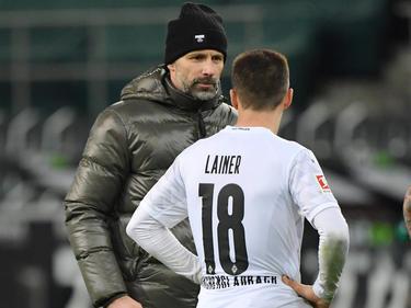 Marco Rose und Stefan Lainer sind seit Jahren ein fixes Team