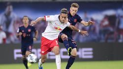 Poulsen und Kimmich spielten gemeinsam für RB Leipzig