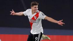 Julián Álvarez se une a la selección.