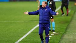 Koeman steht beim FC Barcelona vor dem Aus