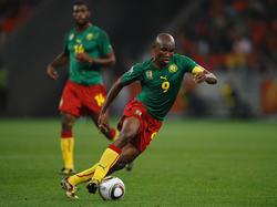 Samuel Eto'o ist der große Hoffnungsträger Kameruns